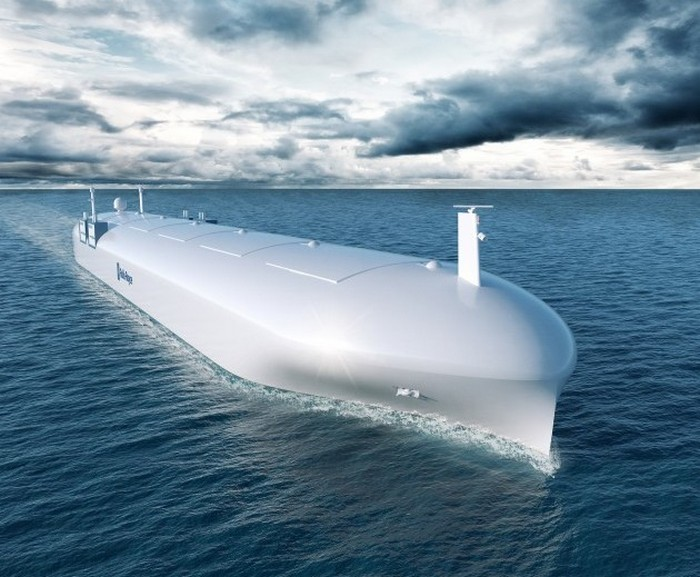 Потрясающие корабли будущего
